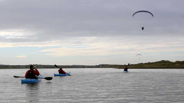 Sligo Kayak Tours - Dernish Island
