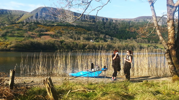 Sligo Kayak Tours - Glencar Lake