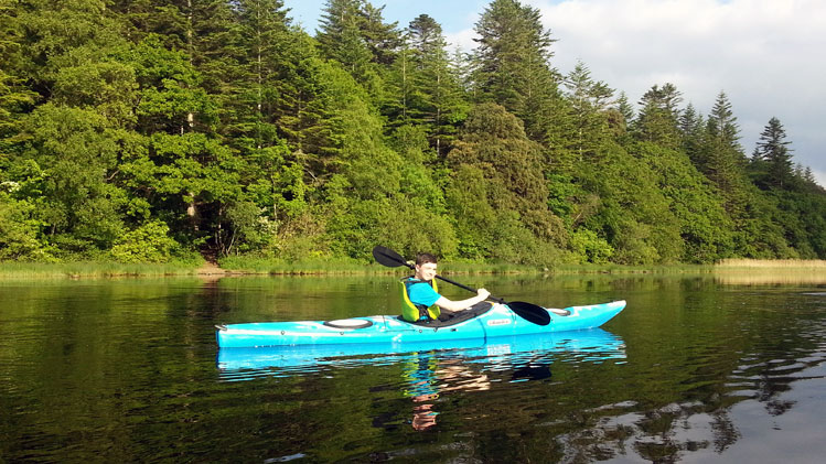 Inland Lakes - Sligo Kayak Tours