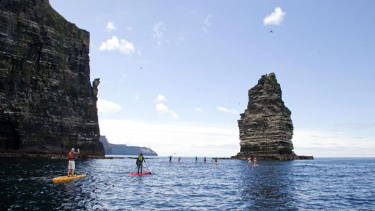 Sligo Kayak Tours - Donal Parsons Trust