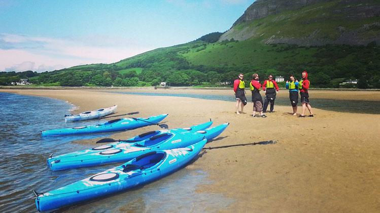 Ballisodare Bay - Sligo Kayak Tours