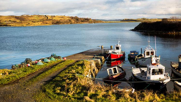 Dernish Island - Sligo Kayak Tours