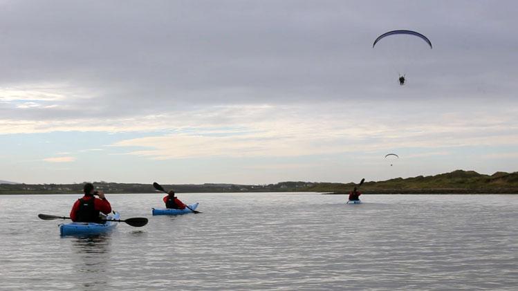 Sligo Kayak Tours - Dernish Island
