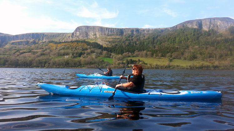 Sligo Kayak Tours - Glencar Lake